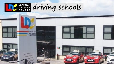 Learner Driving Centre driving schools head office photograph